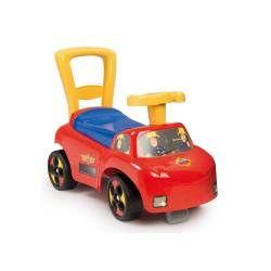 Porteur bébé smoby auto sam le pompier