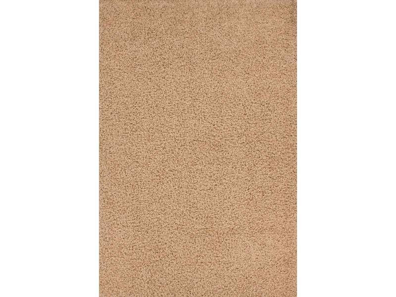 tapis shaggy uni soft beige 120x160cm vente de. Black Bedroom Furniture Sets. Home Design Ideas