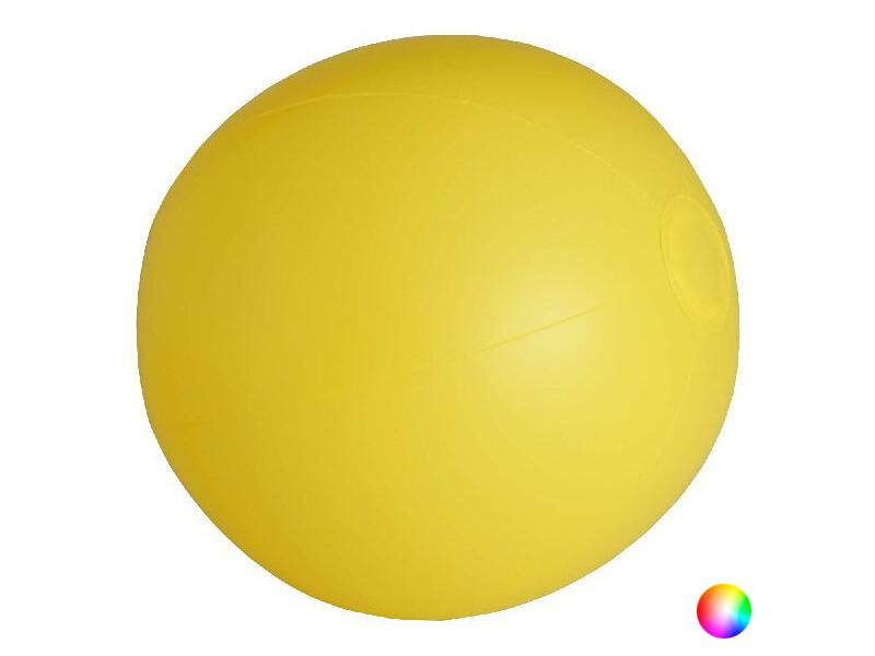 Stylé couleur jaune / rouge ballon gonflable 148094
