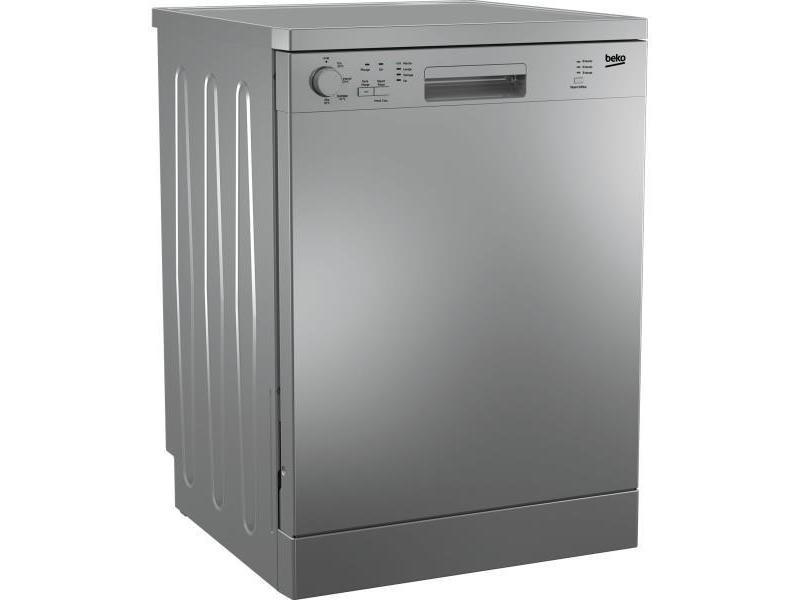 Lave-vaisselle pose libre beko 13 couverts 59.8cm a+, dfn 113 s