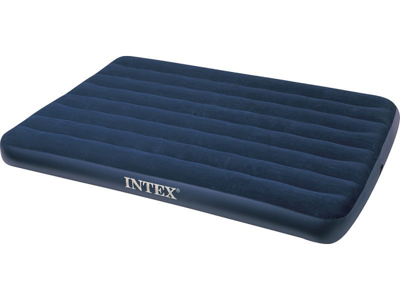 Matelas gonflable 2 places intex vente de intex conforama - Matelas d appoint pliable decathlon ...