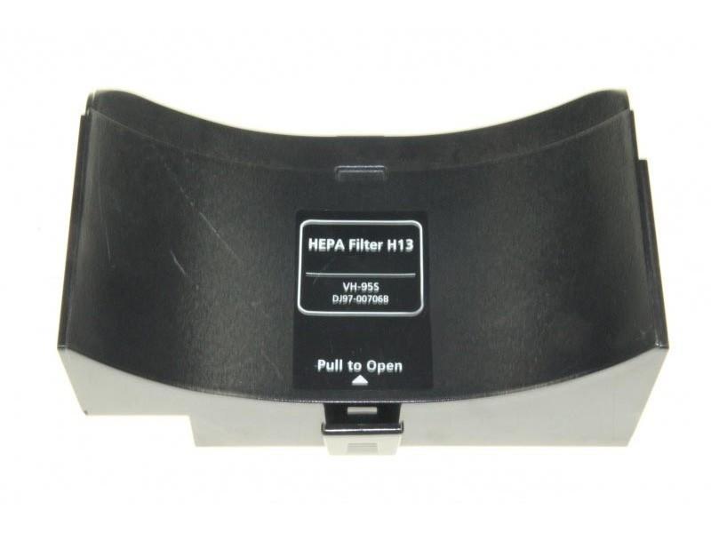 Ensemble filtre hepa sc9560/ hepa13 reference : dj9700706b