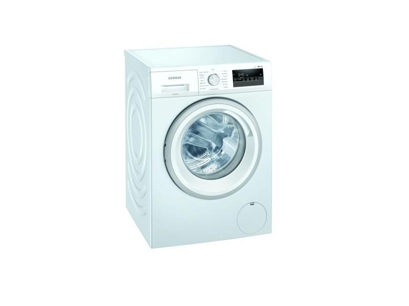 Lave-linge frontal 60cm 8kg 1400t a+++ blanc - wm14n218ff wm14n218ff