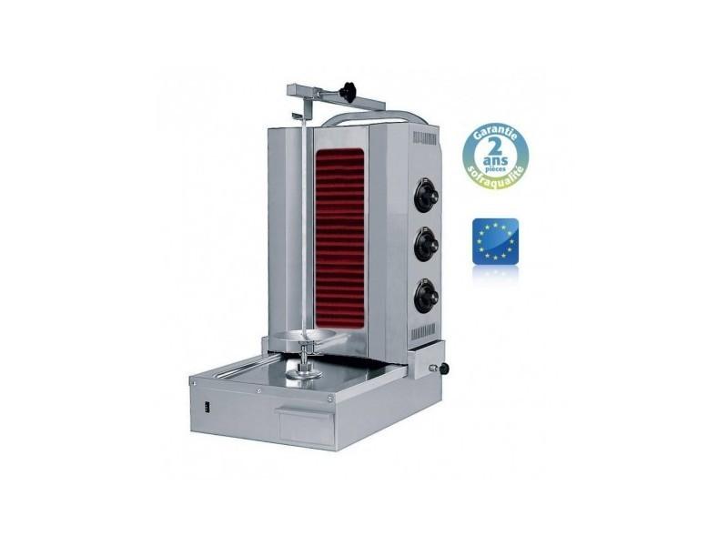 Shoarma vitro électrique - 60 kg -
