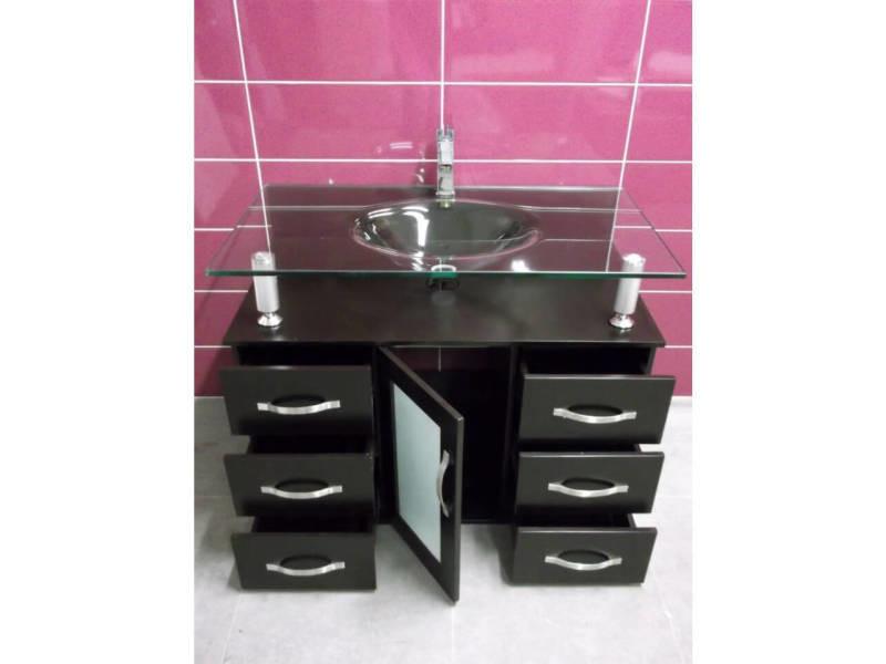 meuble de salle de bain evora vente de azura home design. Black Bedroom Furniture Sets. Home Design Ideas