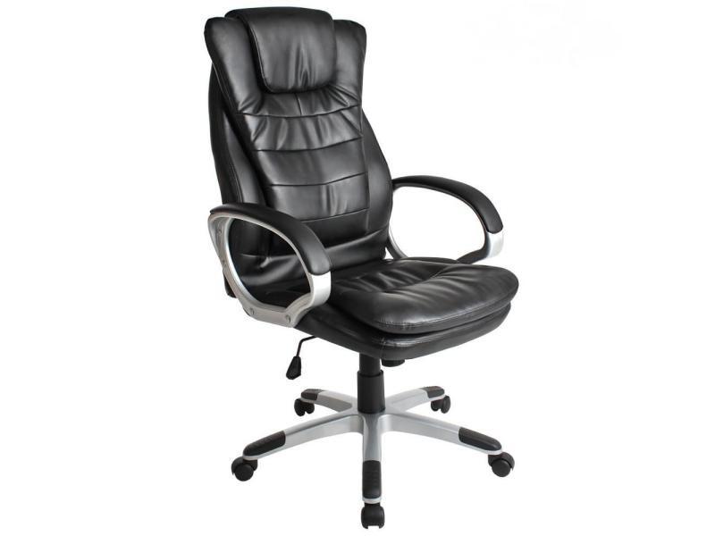 Fauteuil de bureau chaise siège classique ergonomique confortable