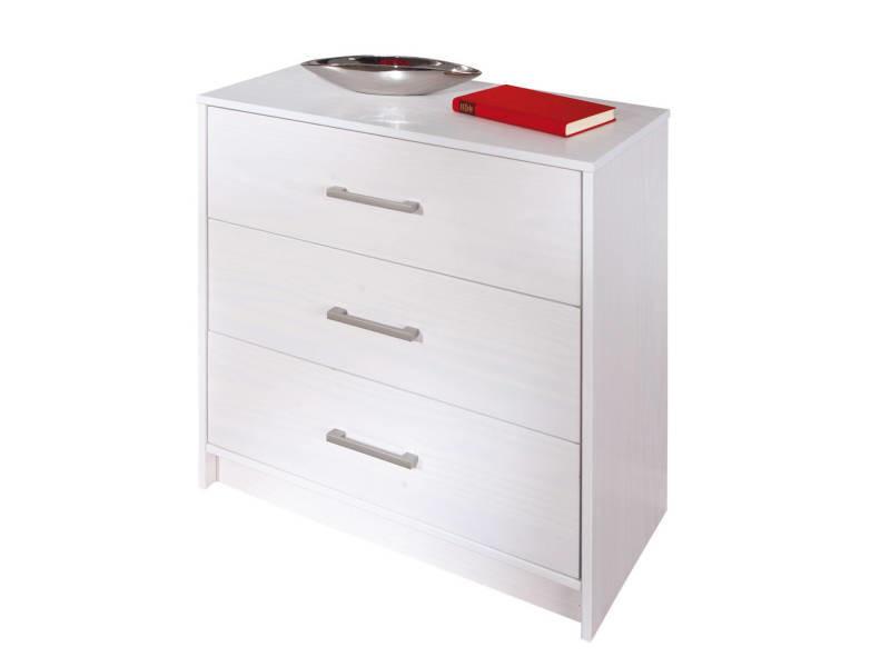 Commode meuble de rangement bahut buffet bas meuble chambre ...