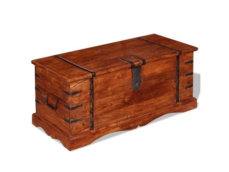 Armoires et meubles de rangement collection caracas coffre de ...