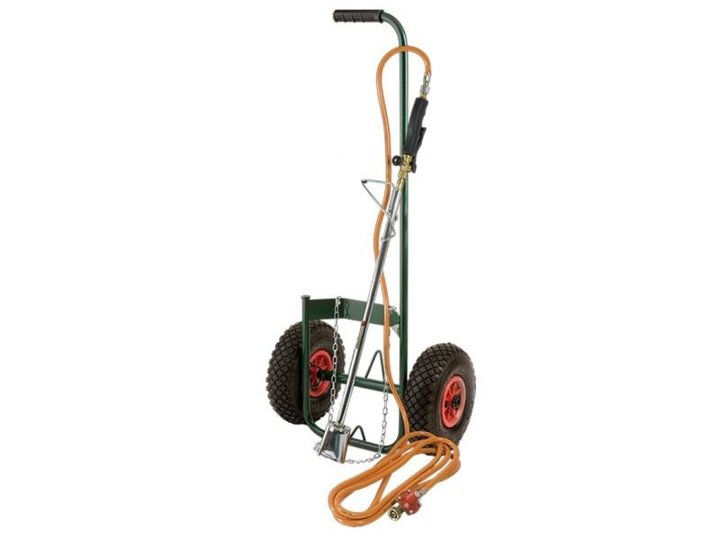 Ribiland - kit desherbeur thermique avec chariot - proxkit1
