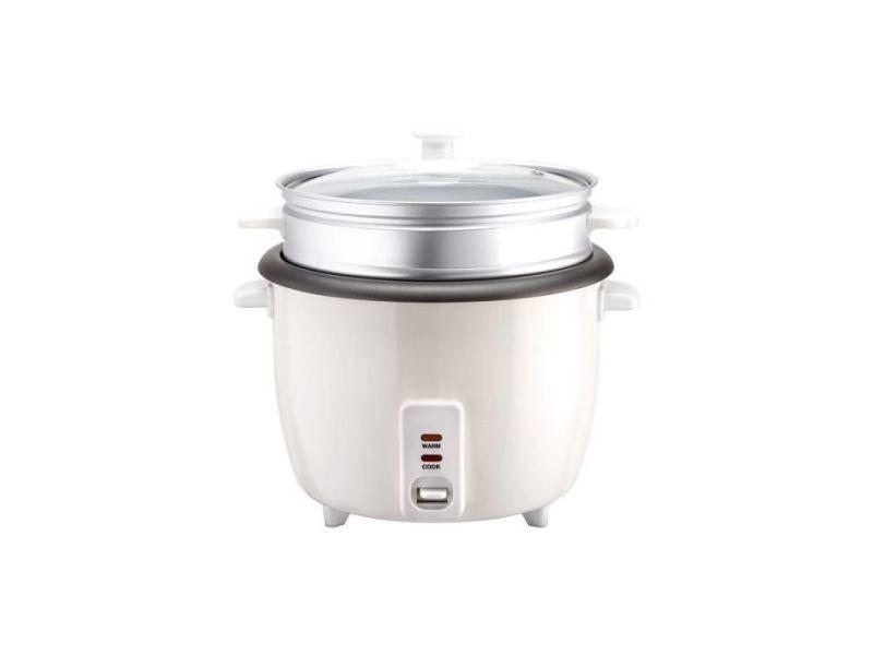 Black pear cuiseur a riz et vapeur - blanc AUC3700659300168