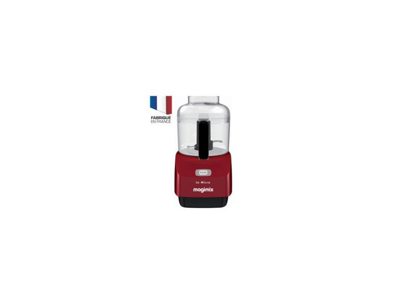 Hachoir micro rouge CDP-18114F