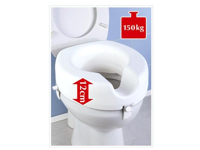 fabulous adaptateur rhausseur abattant wc blanc vente de sans marque conforama with abattant wc. Black Bedroom Furniture Sets. Home Design Ideas