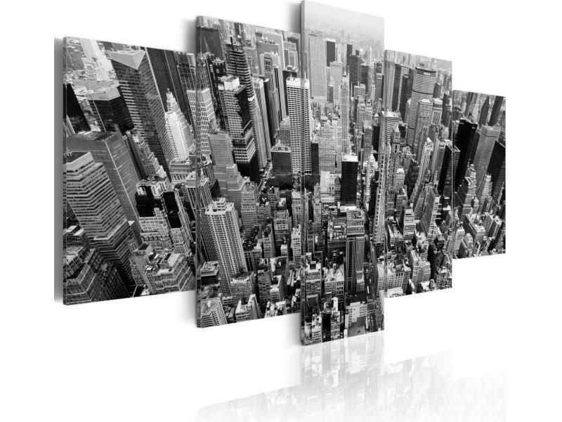 Tableau Gratte Ciels De New York A1 N1363pwd Vente De Artgeist Conforama