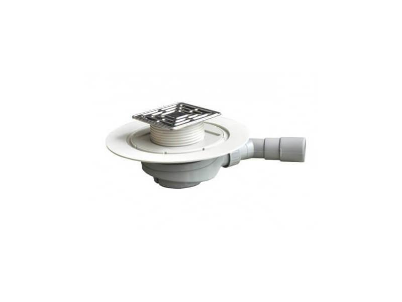 siphon pour bac douche standard vente de colonne et paroi de douche conforama On siphon bac a douche