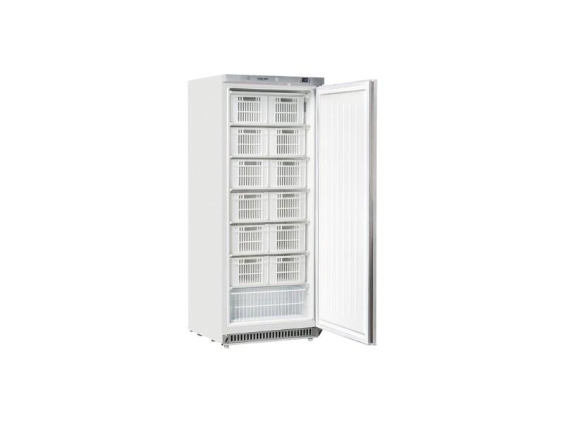 Armoire réfrigérée négative blanche - 600 litres - cool head - r290 1 porte pleine