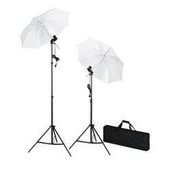 Kit d'éclairage studio photo lumière jour daylight photo vidéo studio professionnel 1802021 helloshop26 1802021/4