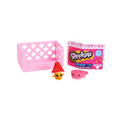Coffret surprise shopkins saison 4 : pack 2 personnages