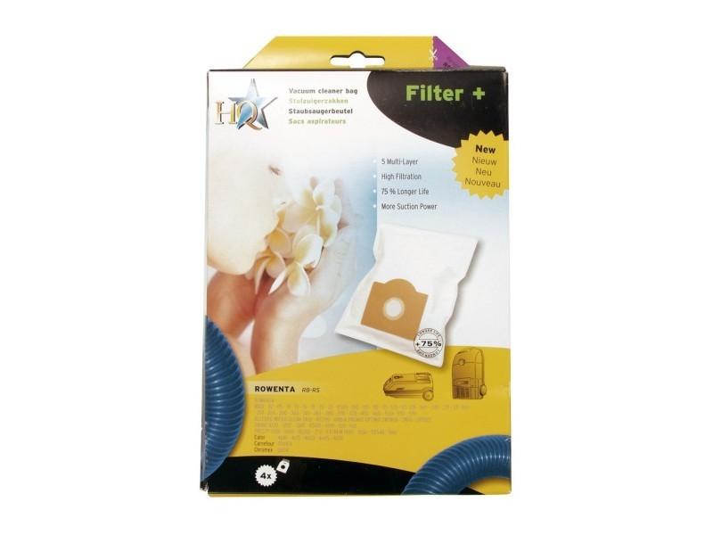 Hq filter+ vacuum cleaner bag rb-rs rowenta