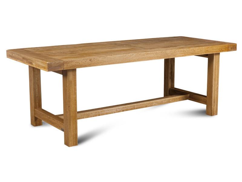 Table de ferme chêne 1,80 manoir - Vente de Table - Conforama f04b32e4ac9e