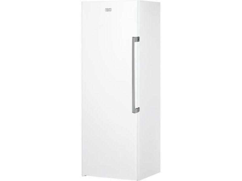 Congélateur armoire 232l froid statique hotpoint 60cm a+, hotuh61tw HOTUH61TW