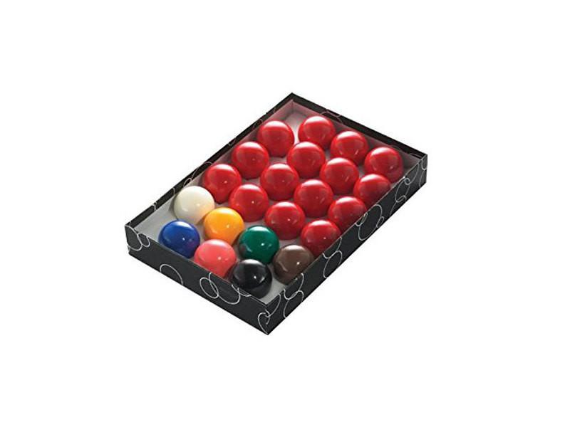 Billes snooker standard 52 mm A118M
