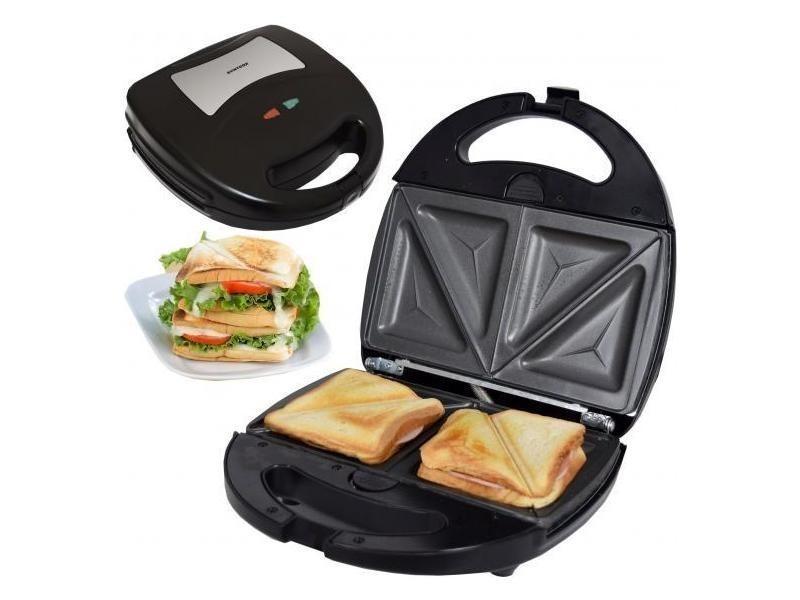 Machine à sandwich avec plaques de cuisson interchangeables sm-1300w