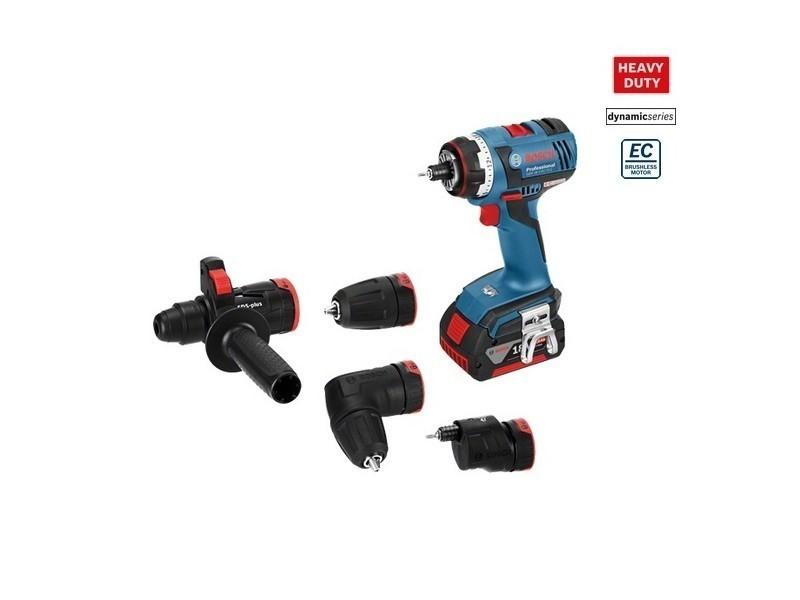 Bosch - perceuse visseuse à batterie 18v 4ah 5 en 1 - gsr 18 v-ec fc2 -  Vente de Outillage à main - Conforama b9594f5a0098