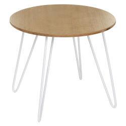 Table à café metsa blanc