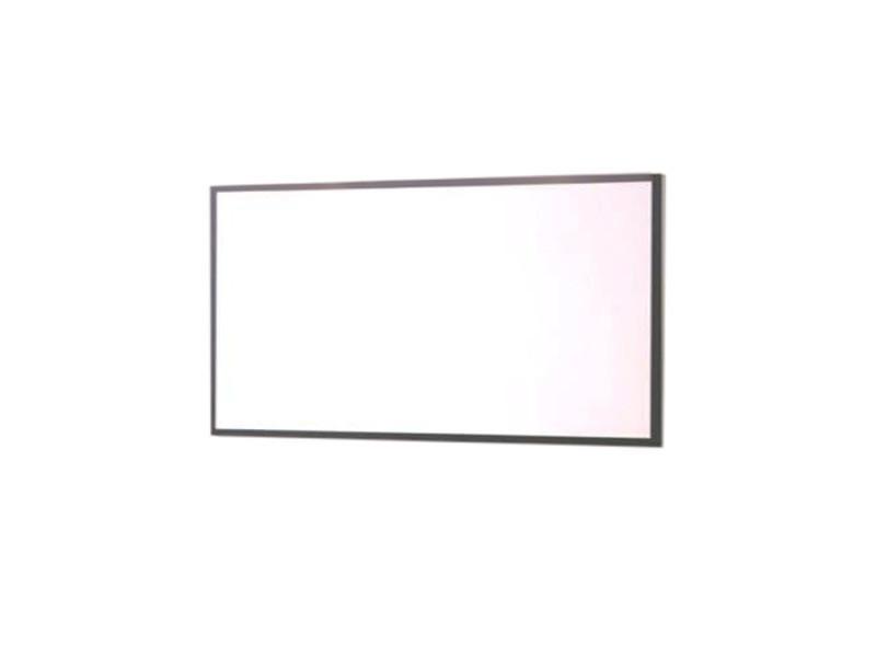 miroir 120 x 60 cm cadre weng sumo vente de evidence conforama. Black Bedroom Furniture Sets. Home Design Ideas