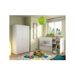 Chambre bébé complète + matelas - noa -