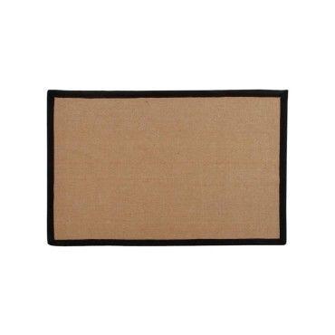 perfect tapis juste noir x cm with tapis de couloir conforama. Black Bedroom Furniture Sets. Home Design Ideas