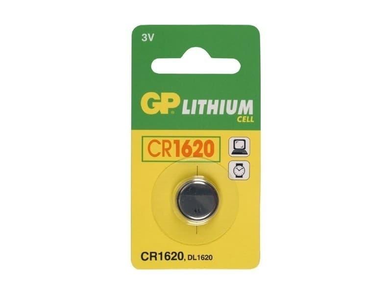 Cr1620 3v pile lithium x10 reference : 9268392