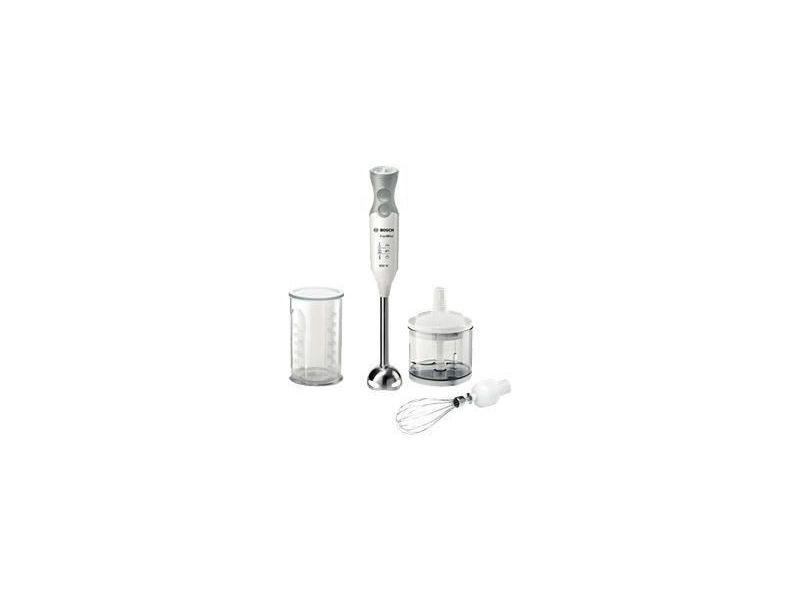 Bosch msm66150 ergomixx mixeur plongeant - blanc/gris