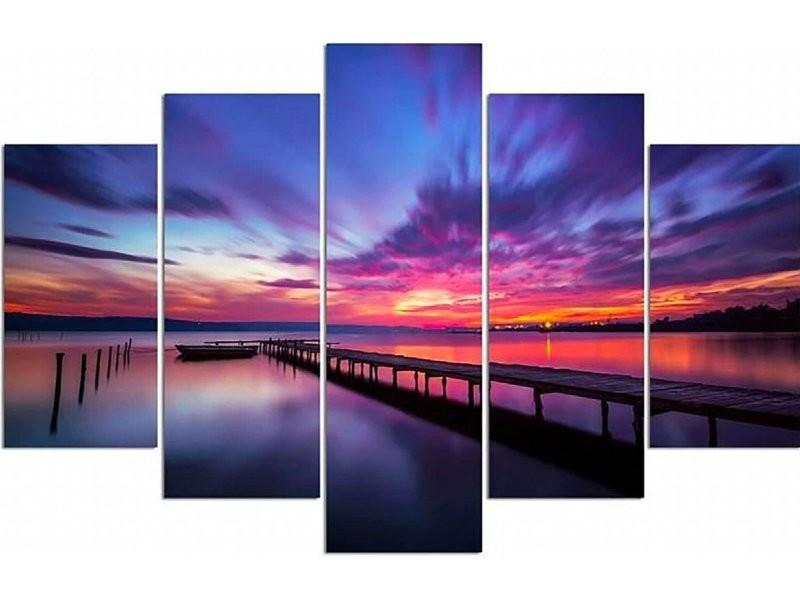 Tableau ciel plein de couleur CAN/5-TYK-A/M_30758/200x100