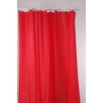 Rideau de douche Eva - 180 x 200 cm - Rouge