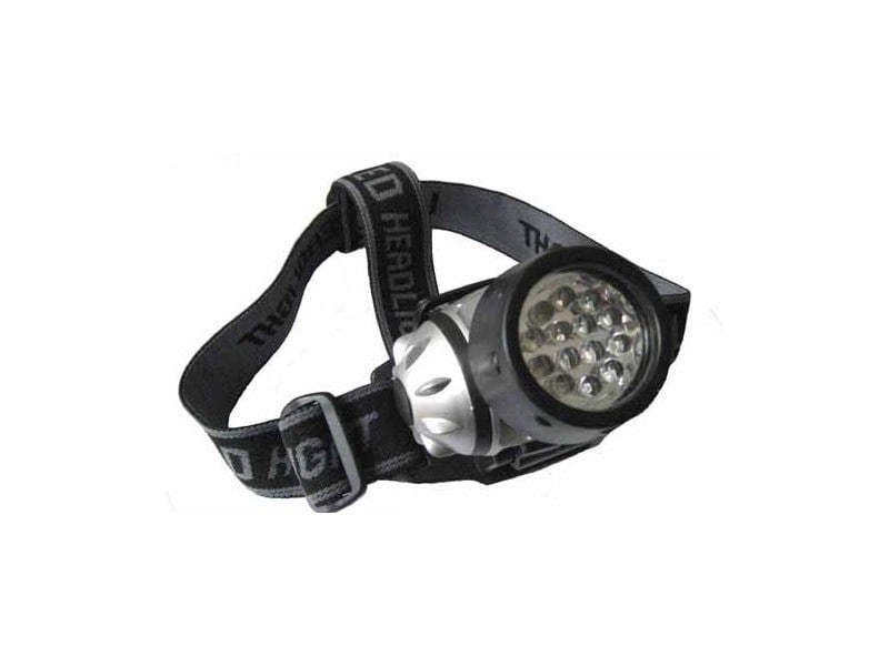 Lampe frontale 14 leds reference : 9429647