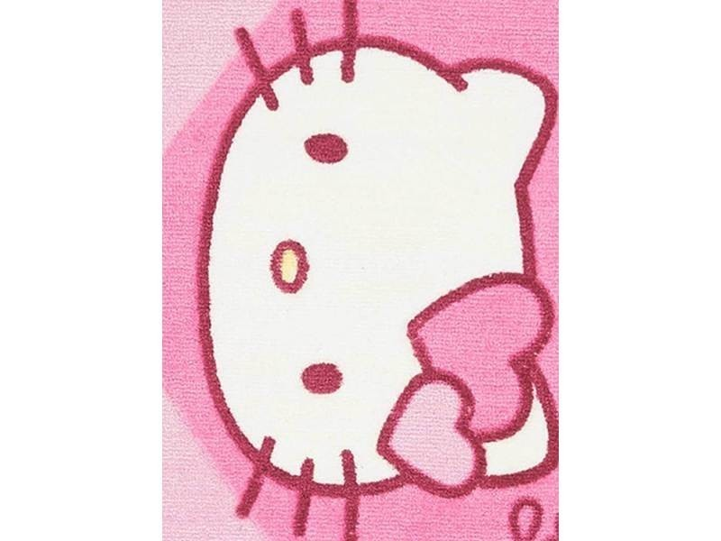 Tapis Chambre 30 Hello Kitty Rose 50 X 80 Cm Tapis Enfant Et Disney Par  Unamourdetapis