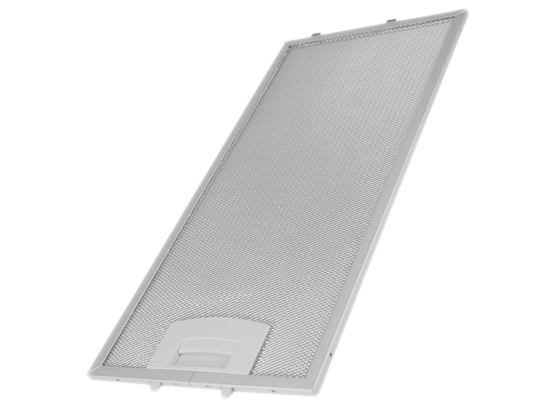 Filtre métal anti graisse hotte siemens 00435204