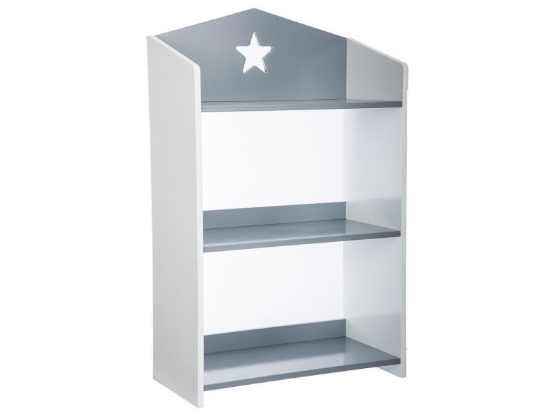 Bibliothèque étoile gris ( à supprimer) - Vente de ATMOSPHERA FOR ...