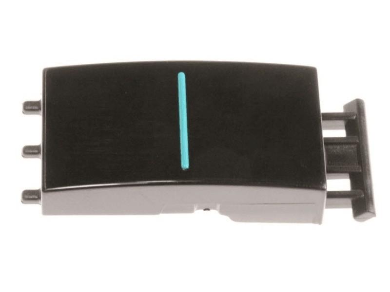 Touche de commande noir pour lave vaisselle siemens - 00165768