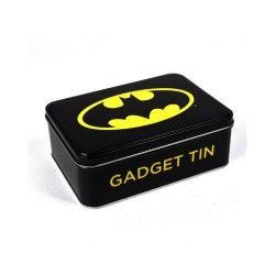 Batman boîte métal logo 19 cm