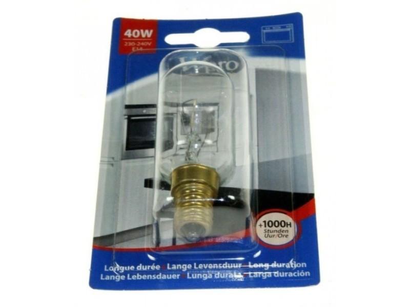 Lampe t29-40w e14 300°c pour four whirlpool