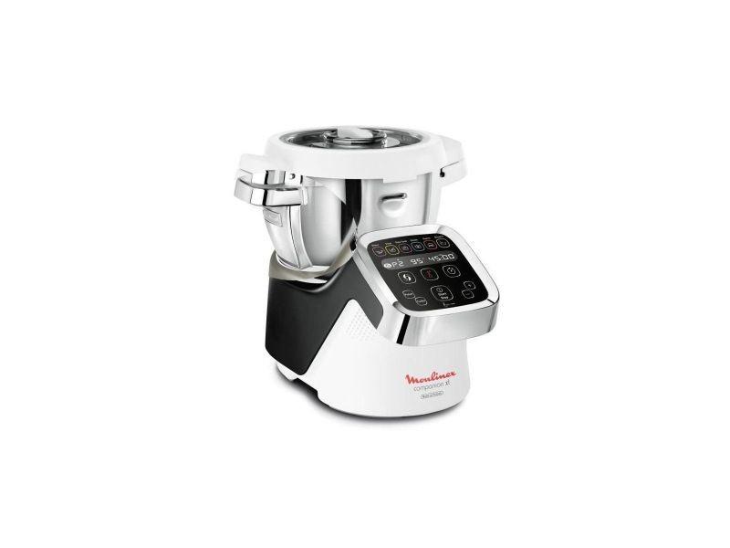 moulinex robot cuiseur companion xl noir 2 ustensiles vente de robot conforama. Black Bedroom Furniture Sets. Home Design Ideas