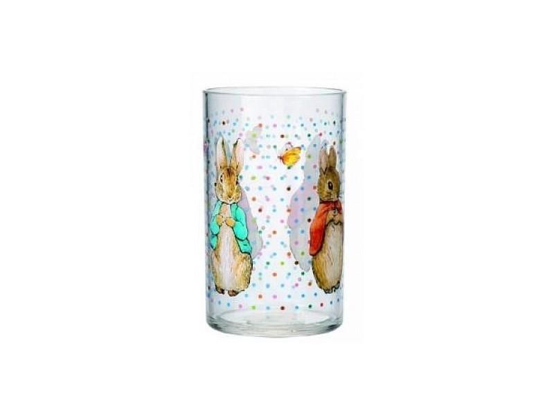 verre acrylique peter rabbit bp906g vente de petit jour conforama. Black Bedroom Furniture Sets. Home Design Ideas