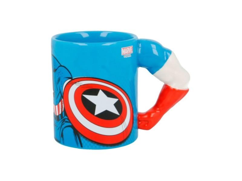 Stor - tasse 3d marvel captain america arm