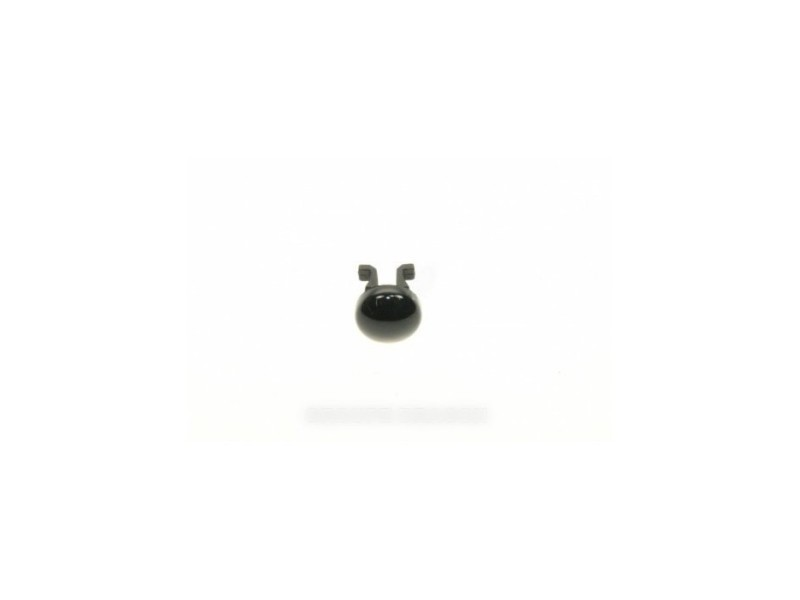 Interrupteur noir p60-p90 de table de cuisson indessit
