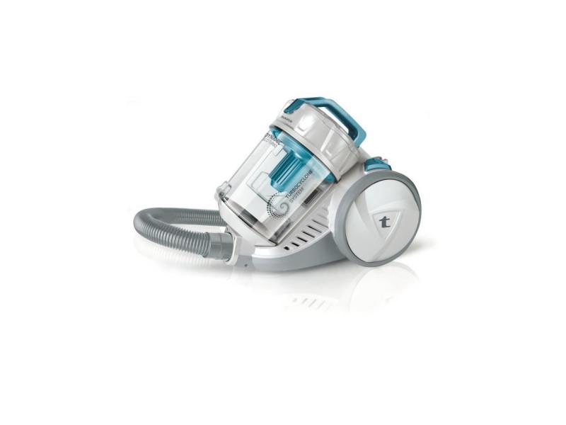 Taurus 948977000 aspirateur sans sac dynamic eco turbo - 700 w - 2 l - bleu et gris TAU8414234489777