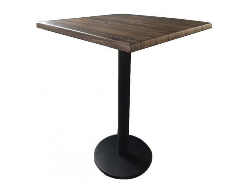 Oakland - table haute carrée