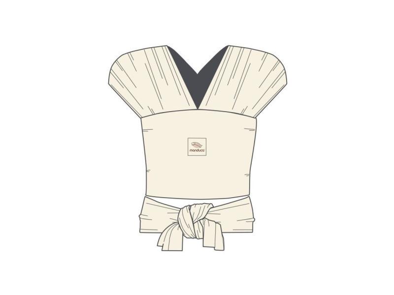 a580dbc1f8d Manduca echarpe de portage sling ecru - Vente de MANDUCA - Conforama