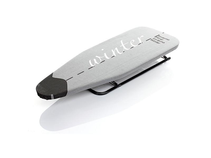 Table de repassage splendide mini planche à repasser - grise
